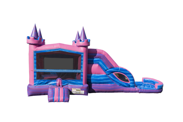 Lucky Princess Combo Waterslide