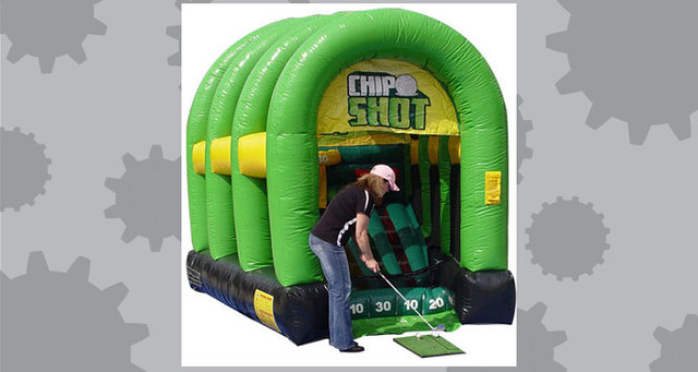 Chip Shot Golf Inflatable