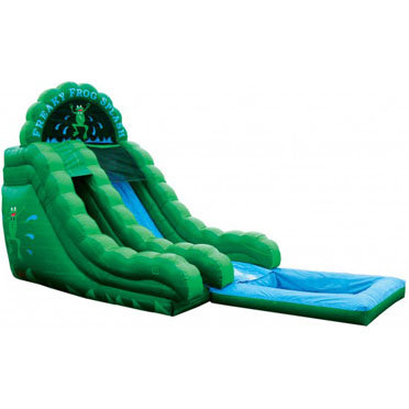 Freaky Frog Waterslide