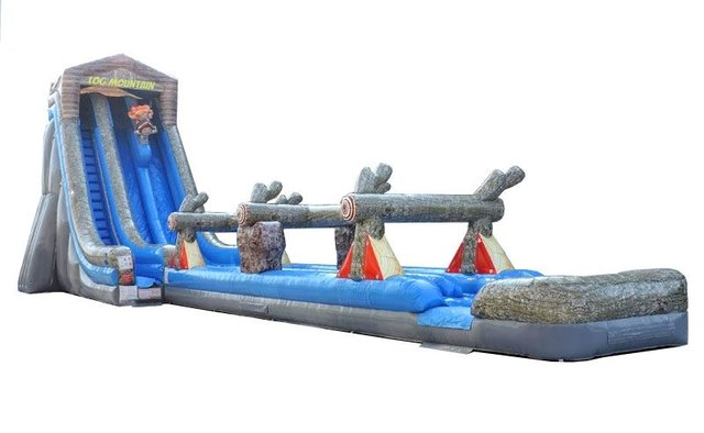 Log Runner Waterslide