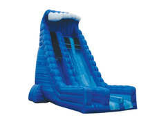 Blue Crush Dual Lane Dry Slide