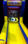 Inflatable SkeeBall II