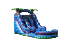 Tropic Glide Waterslide