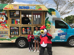 Kona Ice Shaved Ice Truck