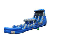 Laguna Waves Waterslide with Slip N Slide