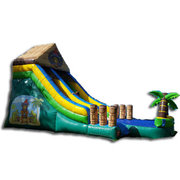 Tiki Waterslide