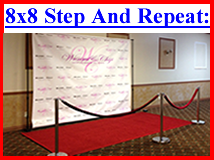 8x8 Step and Repeat Packages