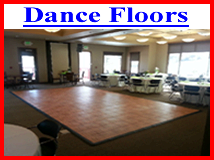 Dance Floor Rental