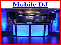 Mobile DJ, Karaoke DJ, Video DJ