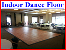 Indoor Dance Floor Rental