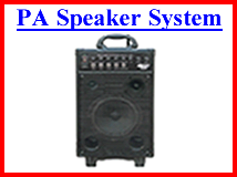 Small Pa System Rental