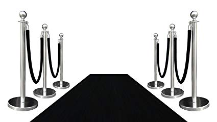Black Carpet Runner Rental Denver Colorado Isle Runner Rental VIP Hollywood