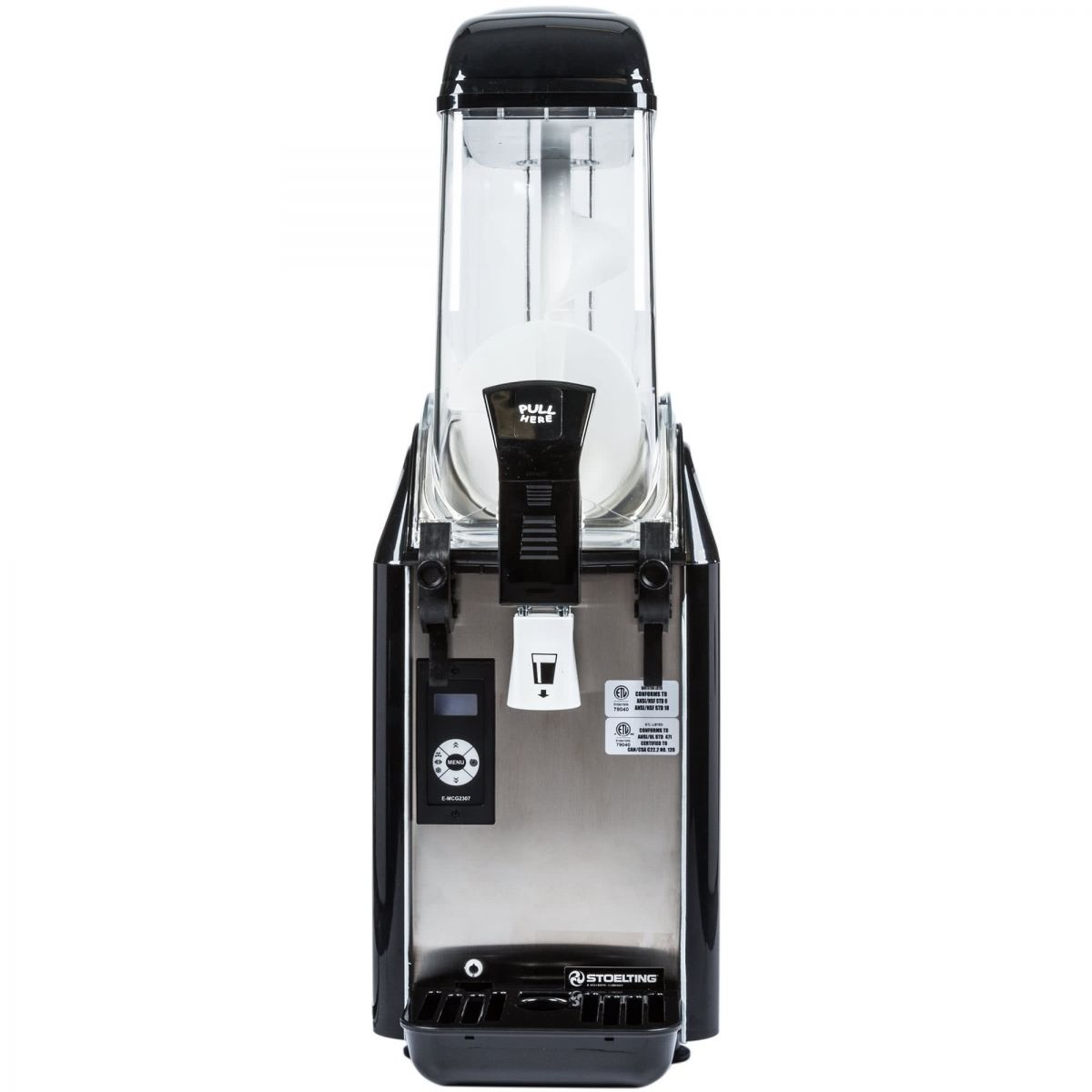 Single barrel Frozen Drink Machine Rental Denver