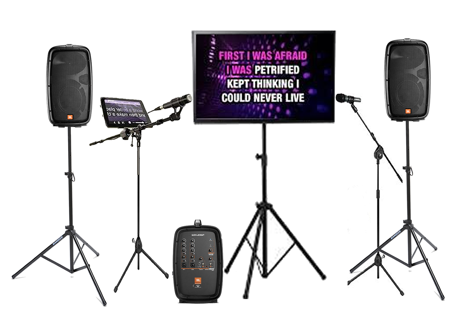 Digital Karaoke Do It Yourself Rental Denver