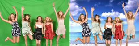 Green Screen Photography Rental Denver