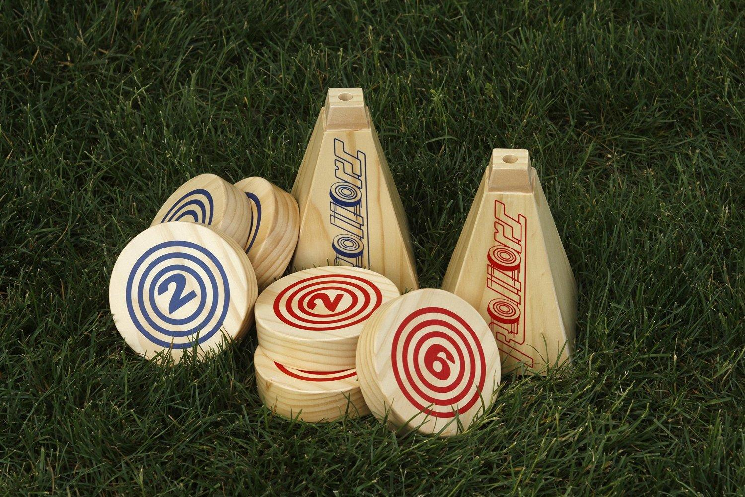 Wooden Roller Game Boulder Denver Aurora Littleton