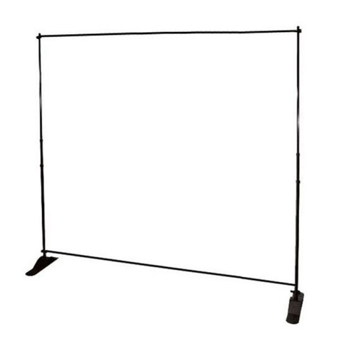 8 Foot by 10 Foot Step and Repeat Frame