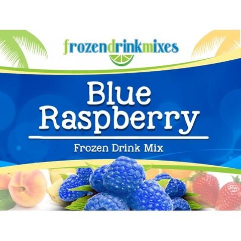 Blue Raspberry Frozen Drink Mix