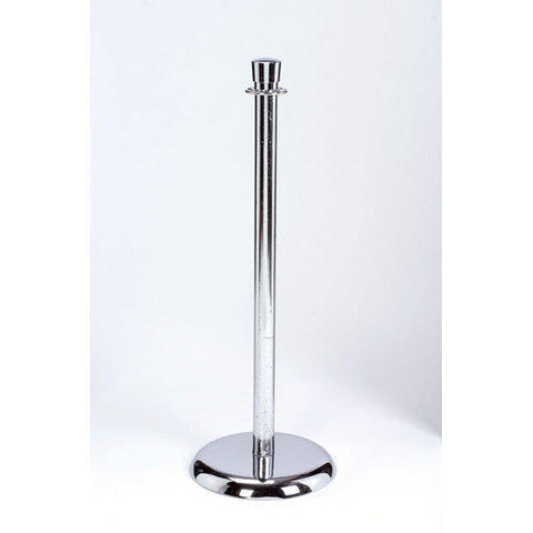 Chrome Stanchion Rental