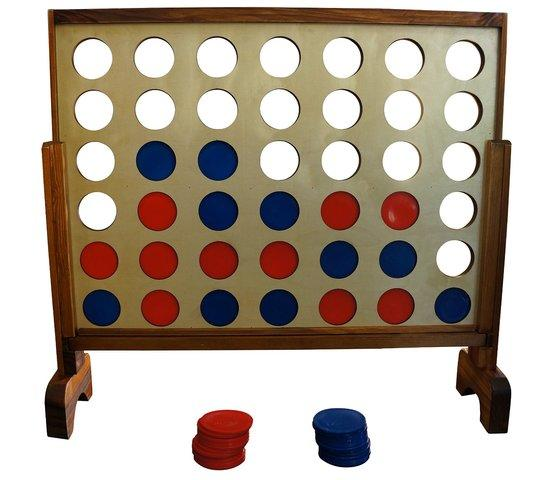 Giant Two Foot Tall Connect 4