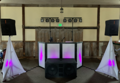 Premium Traveling DJ Party Package