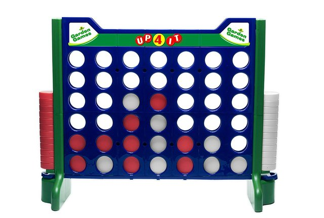 4 Foot Tall Jumbo Connect 4