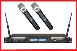 2 Channel Wireless Microphone, Long Range