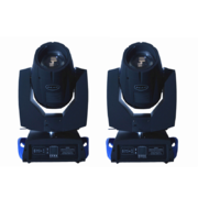 2 Moving Head Hybrid Beam DMX