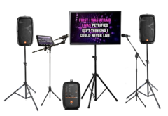 Mega Digital iPad Karaoke Rental