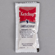 Ketchup Packets 25 Pack
