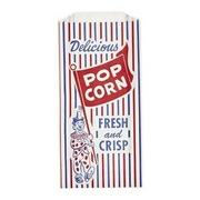Pop Corn Bags, 8 inch 50 Count