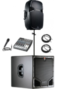 Single Speaker Pa System JBL Eon 515XL With Subwoofer