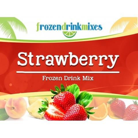 Strawberry Frozen Drink Mix