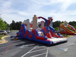 spiderman-obstacle-course