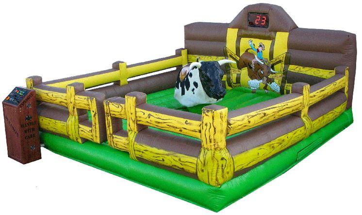 mechanical bull rentals