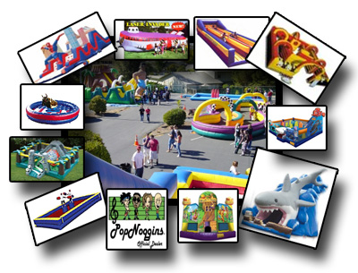 inflatable-bounce-house-rentals-redwood-city