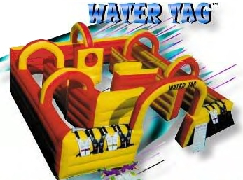 inflatable-water-tag-maze