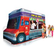 Inflatable Food/Drink Truck-Stand