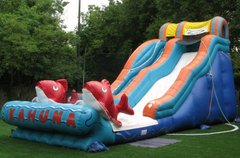 Big Kahuna Water Slide  - 14x30