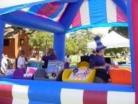 Carnival Booth with 12 Games - 15x15
