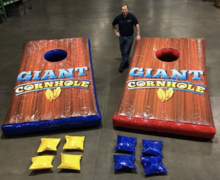 Corn Hole Toss Game
