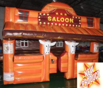 Country Western Saloon - Pop up Bar