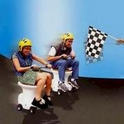 Toilet Racers - 25x50