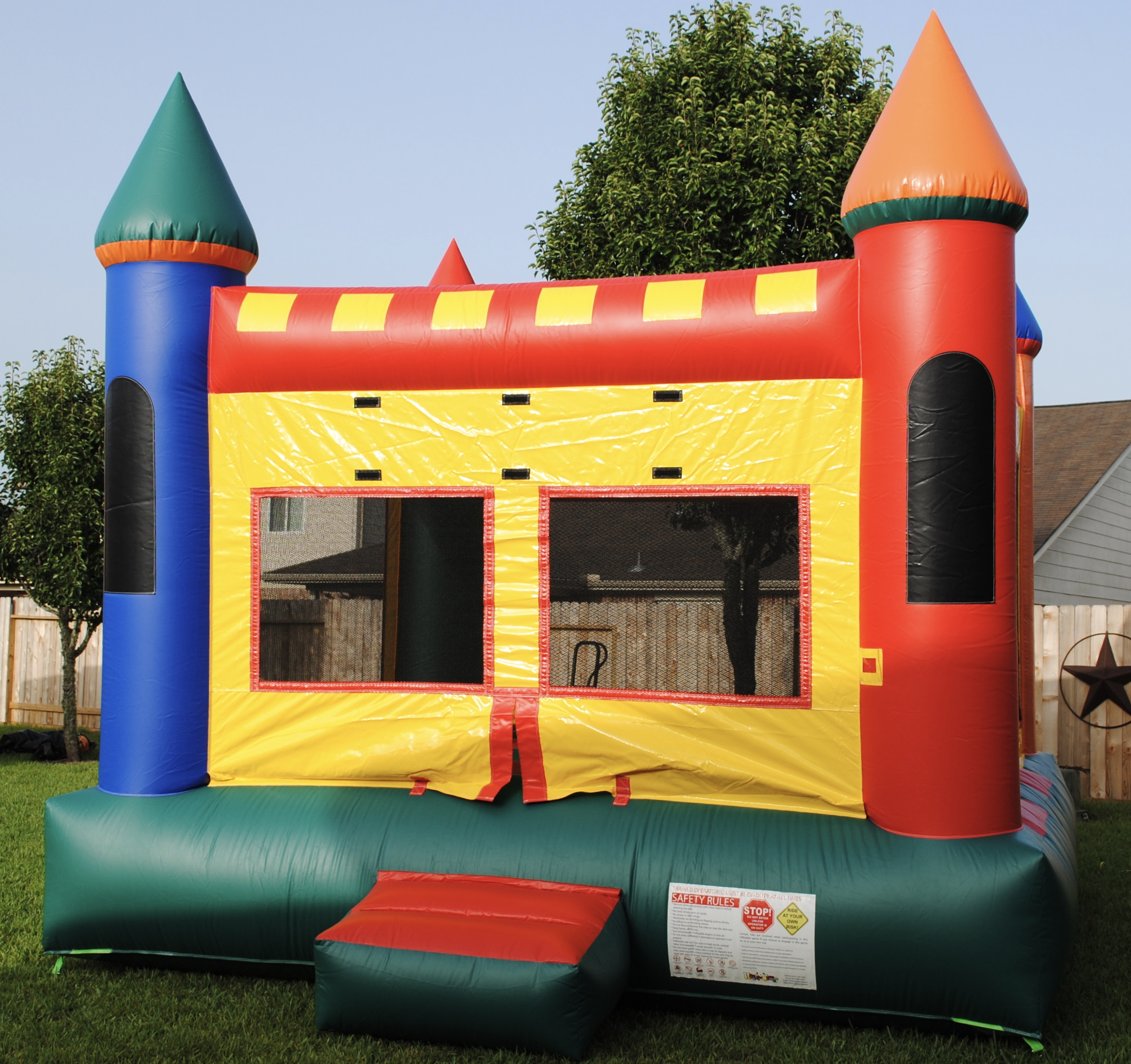 Bounce House Rentals Fresno
