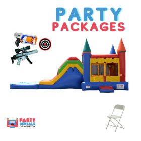 Houston Birthday Party Rental Packages