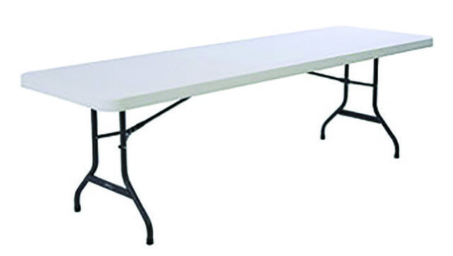 8' Rectangle Tables