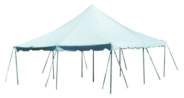20x20 Pole Tent Package