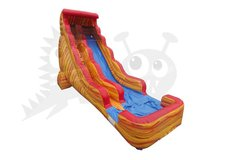22' Lava Rush Wet/Dry Slide