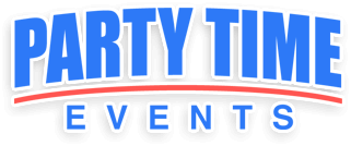 Party Time Events Logo