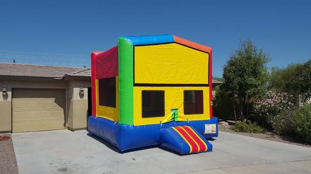 2n1 bounce house no.1
